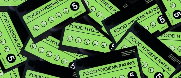 What's on the Menu? Food hygiene certificate ratings
