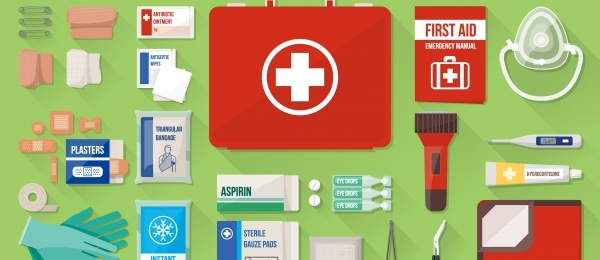 Bandage or band aid? What's needed in a first aid kit [plus infographic]