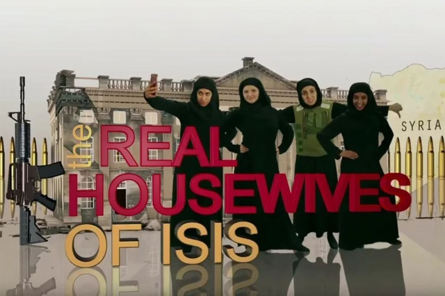 ISIS in the media; The Real Housewives of ISIS