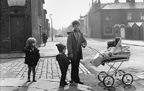 Shirley Baker: flick learning, child protection course