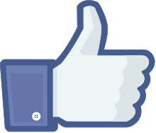 Facebook Like- Thumbs Up