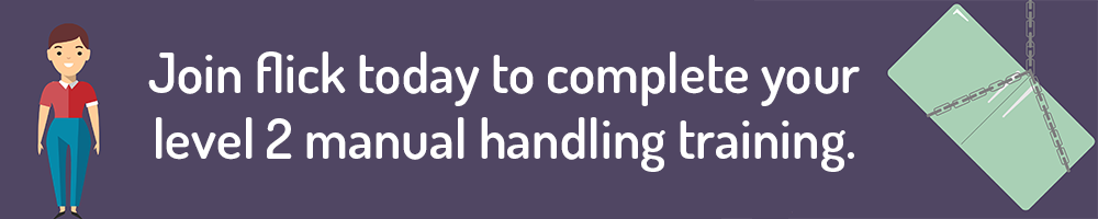 level 2 manual handling training