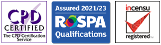 RoSPA-accredited, CPD-certified
