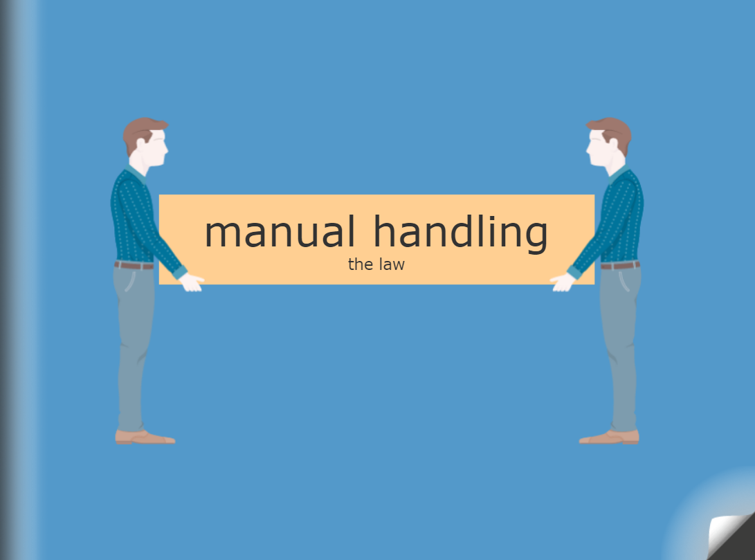 manual handling Manual handling training courses summary manual handling of inanimate objects ensures that delegates hold an understanding of safe techniques to.