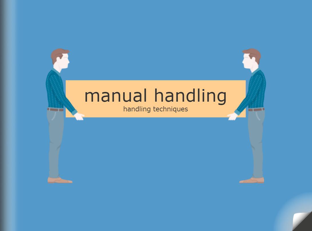 manual handling techniques