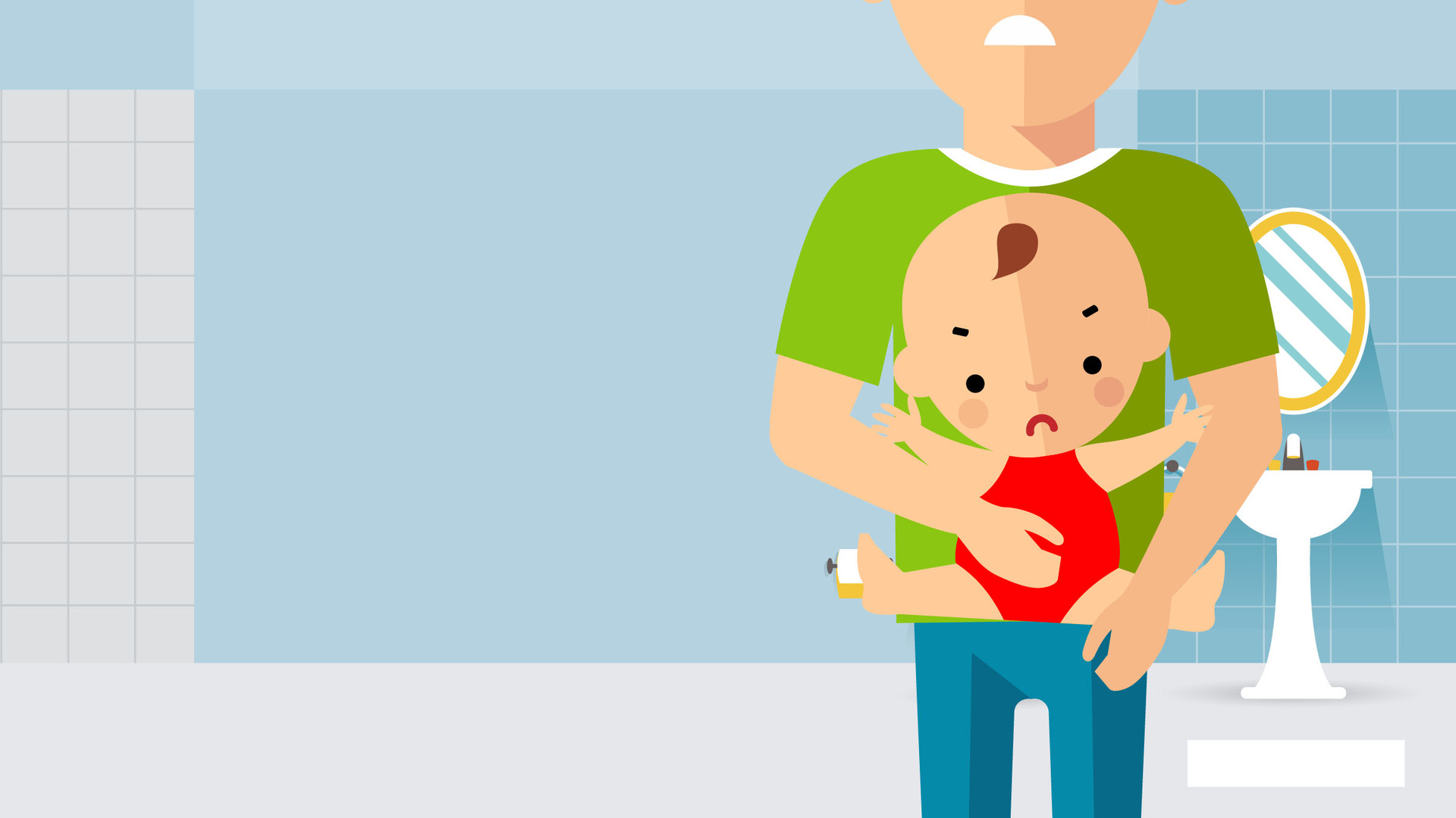 Childcare manual handling training course for créches and preschools.