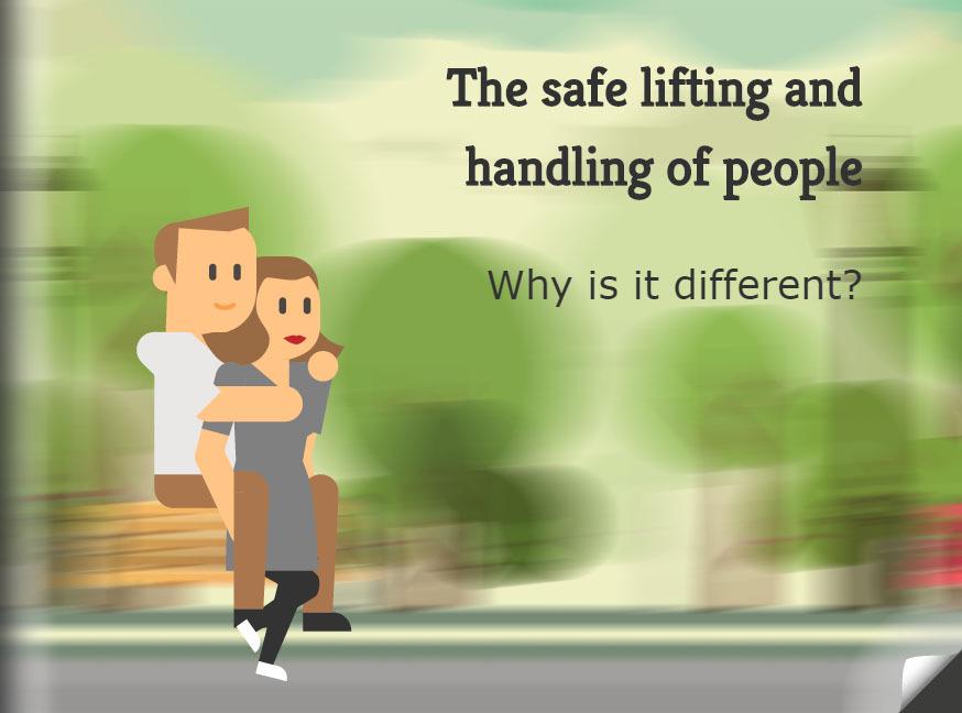 Manual handling legislation · independent living.