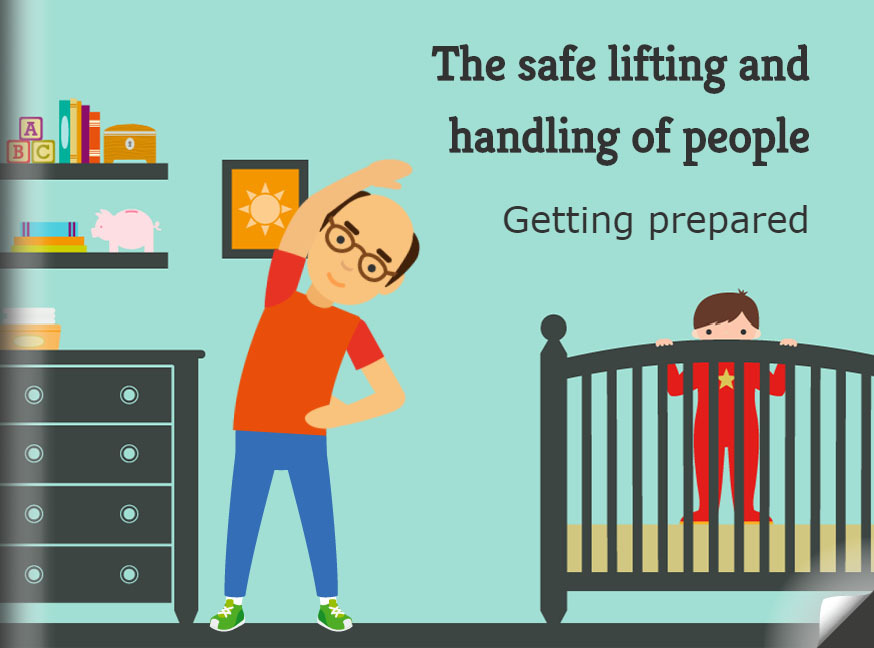Moving and lifting people safely | carer gateway.